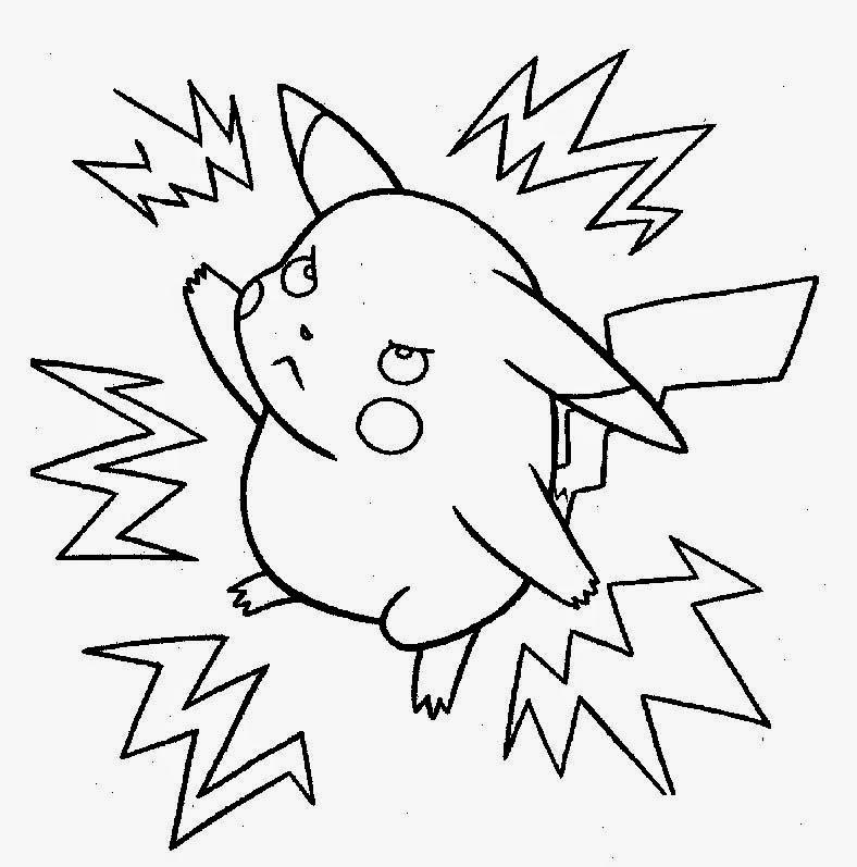 Stampa Disegni Da Colorare Pokemon