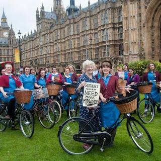 Lesley Page Kate speaker at Women in Sisterhood May Event