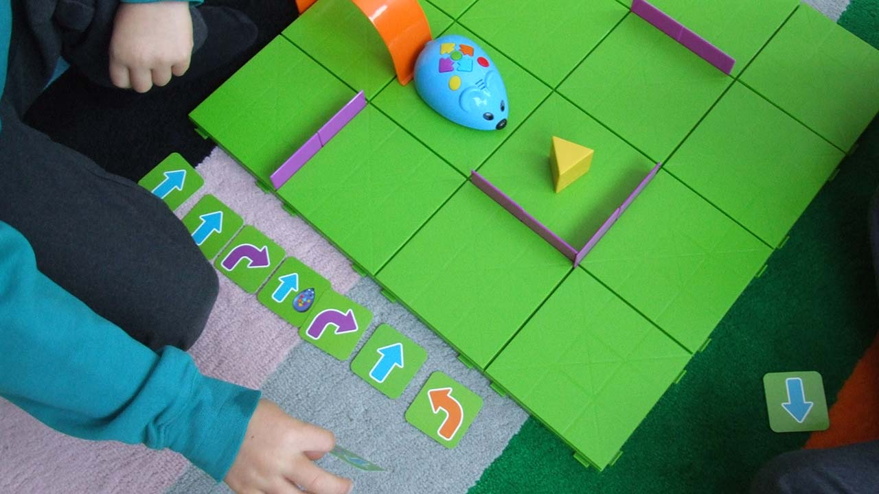 Code & Go Robot Mouse Activity Set for STEM Learning Review