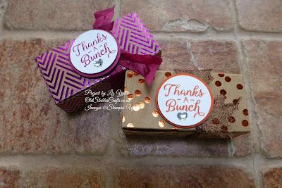 Foil Frenzy Mini Chocolate Box