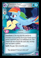 My Little Pony the Movie Seaquestria and Beyond CCG Cards by Enterplay