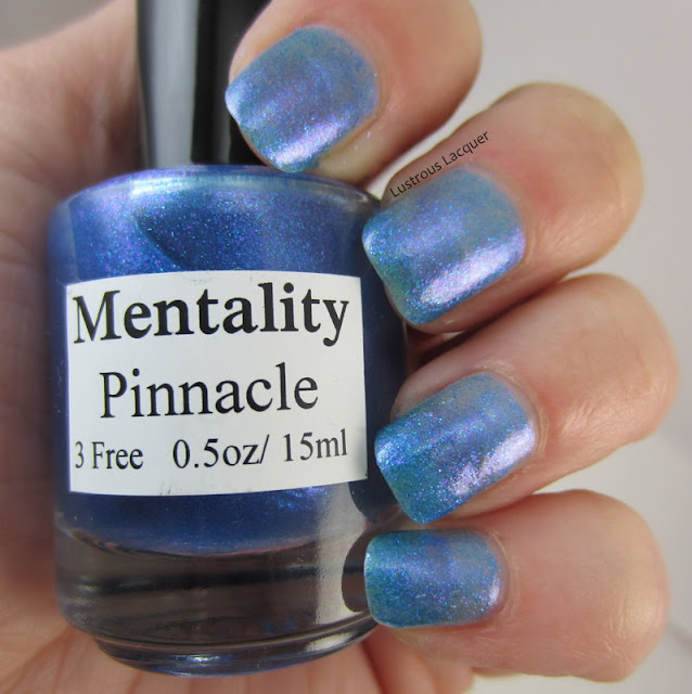 Mentality-Pinnacle
