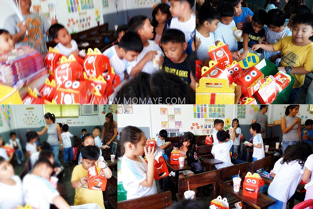 McDonald's, Happy Meal, Chicken McDo, birthday party