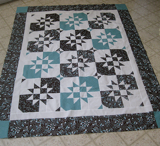 Disappearing Hourglass Quilt Free Tutorial