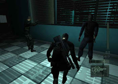 Tom Clancy's Splinter Cell Pandora Tomorrow Compressed