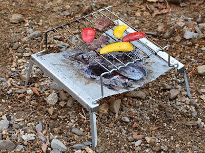 Portable Outdoor BBQ
