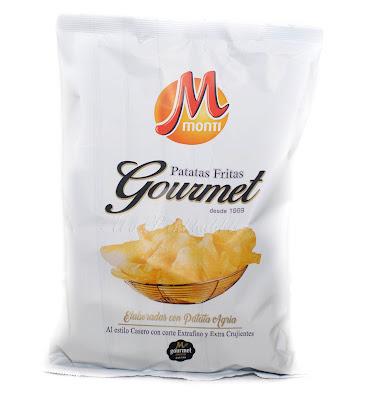 Monti patatas Gourmet