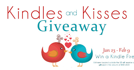 Kindles & Kisses Giveaway for the Love and Romance Boxed Set