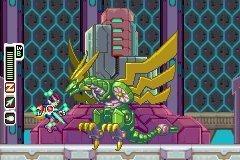 Corona Jumper: Mega Man Zero 4 (Game Boy Advance, 2005)