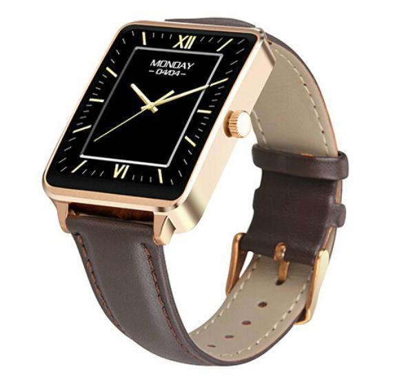 Oukitel A58 smartwatch: Μεταλλικό, αδιάβροχο με τιμή μόλις ...