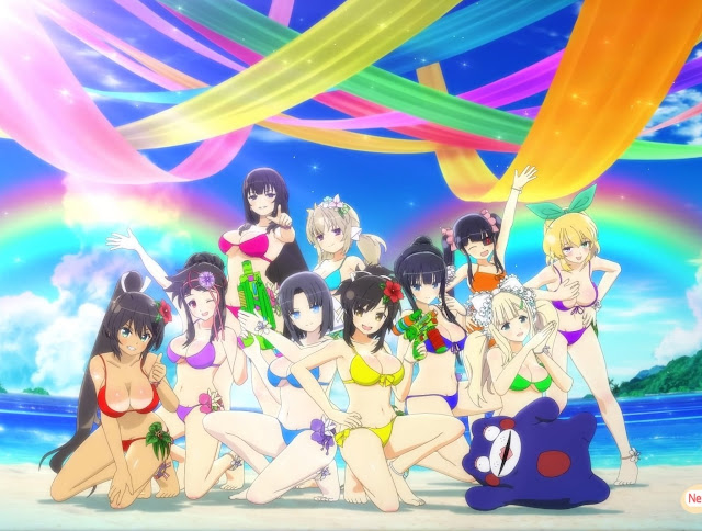 Senran Kagura: Peach Beach Splash review