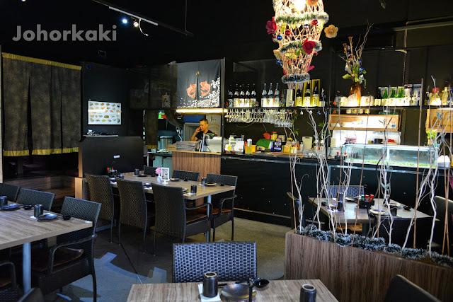 Gozen Japanese Restaurant Johor