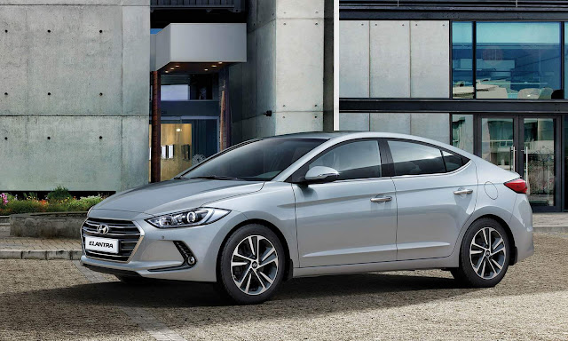 Hyundai New Elantra 2017