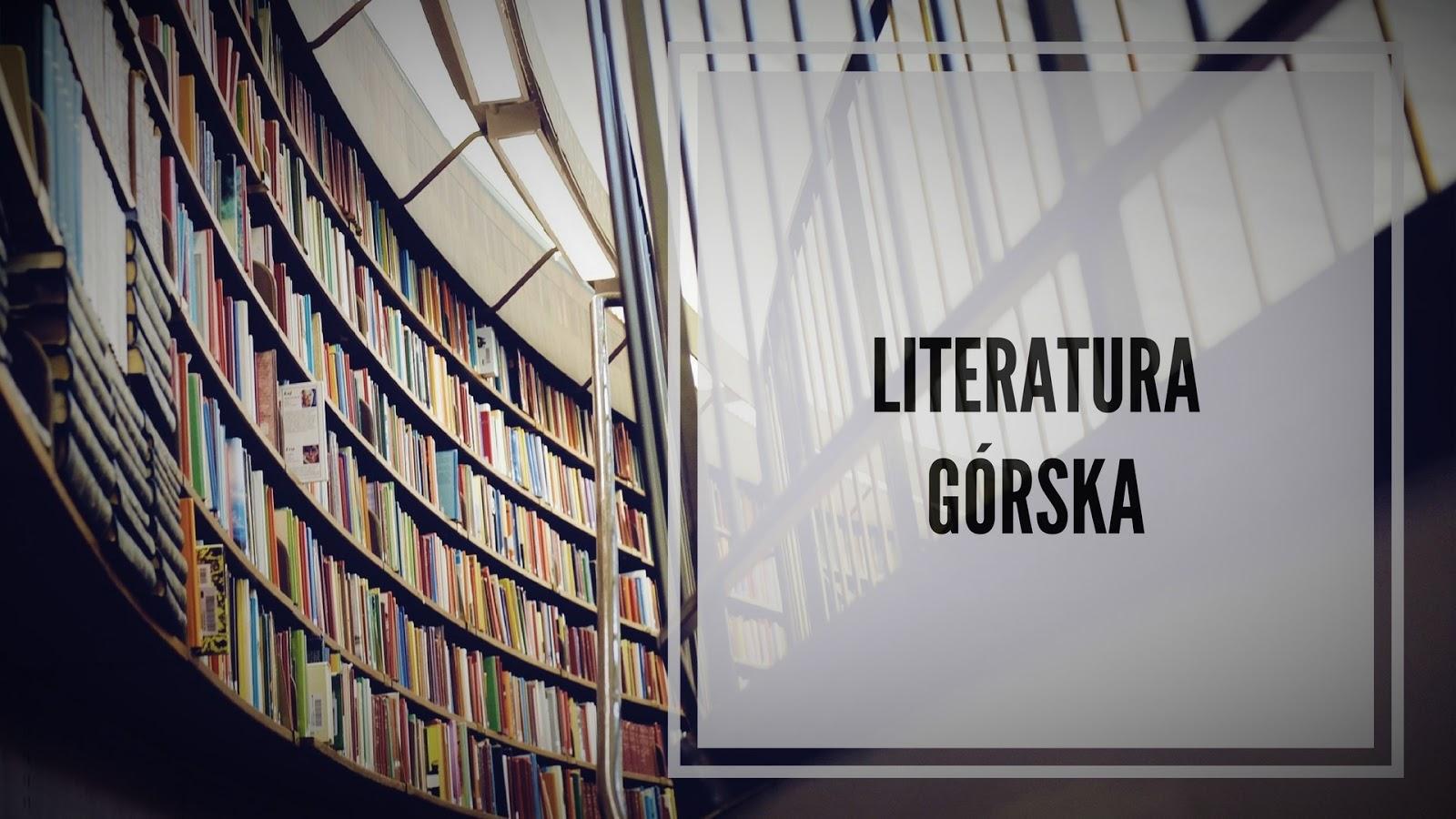 Górska literatura faktu