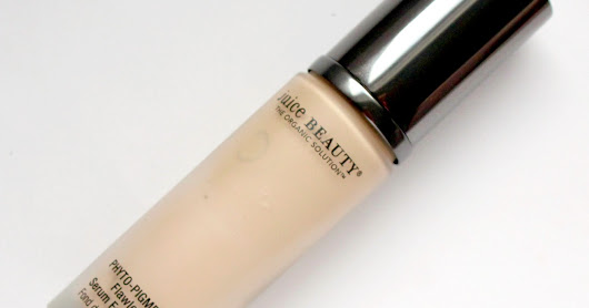 REVIEW | Juice Beauty PHYTO-PIGMENTS Flawless Serum Foundation