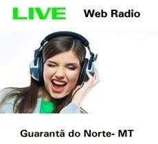 Ouvir agora Web rádio Live - Web rádio - Guarantã do Norte / MT