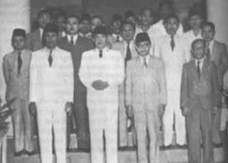 Program Kerja Kabinet Sukiman : Susunan Anggota dan Jatuhnya