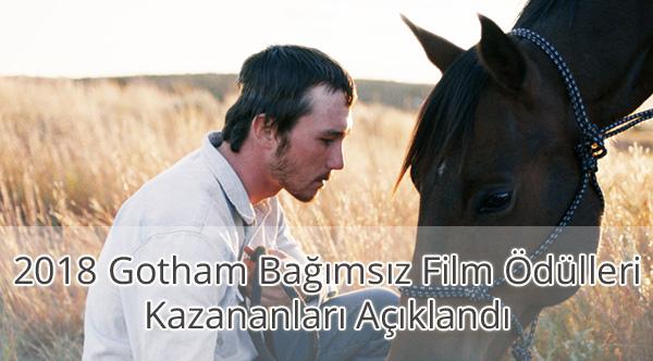 2018 Gotham Bağımsız Film Ödülleri Kazananları