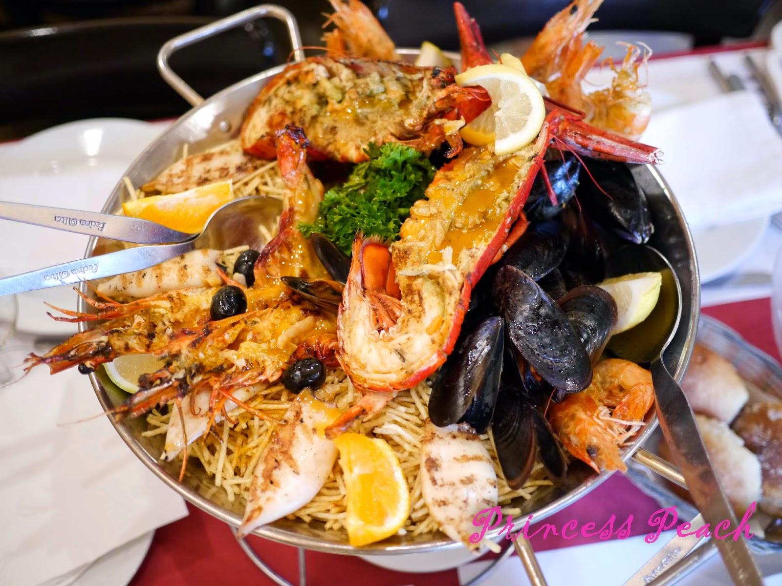 法國: 巴黎美食 - CP 值高的 Pedra Alta 葡萄牙海鮮餐廳