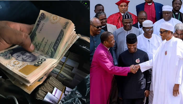 Politics Today: Presidency speaks on Buhari's 'N40million gift' to CAN (Video)