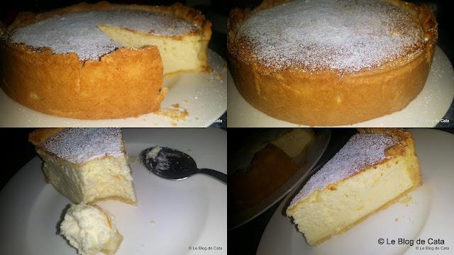Recette de Tarte au fromage blanc en alsacien Käsküeche Marmiton