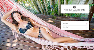 oferta de ropa interior de la marca Angelina Lingerie