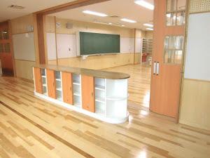 カバ桜複合フローリングの施工写真