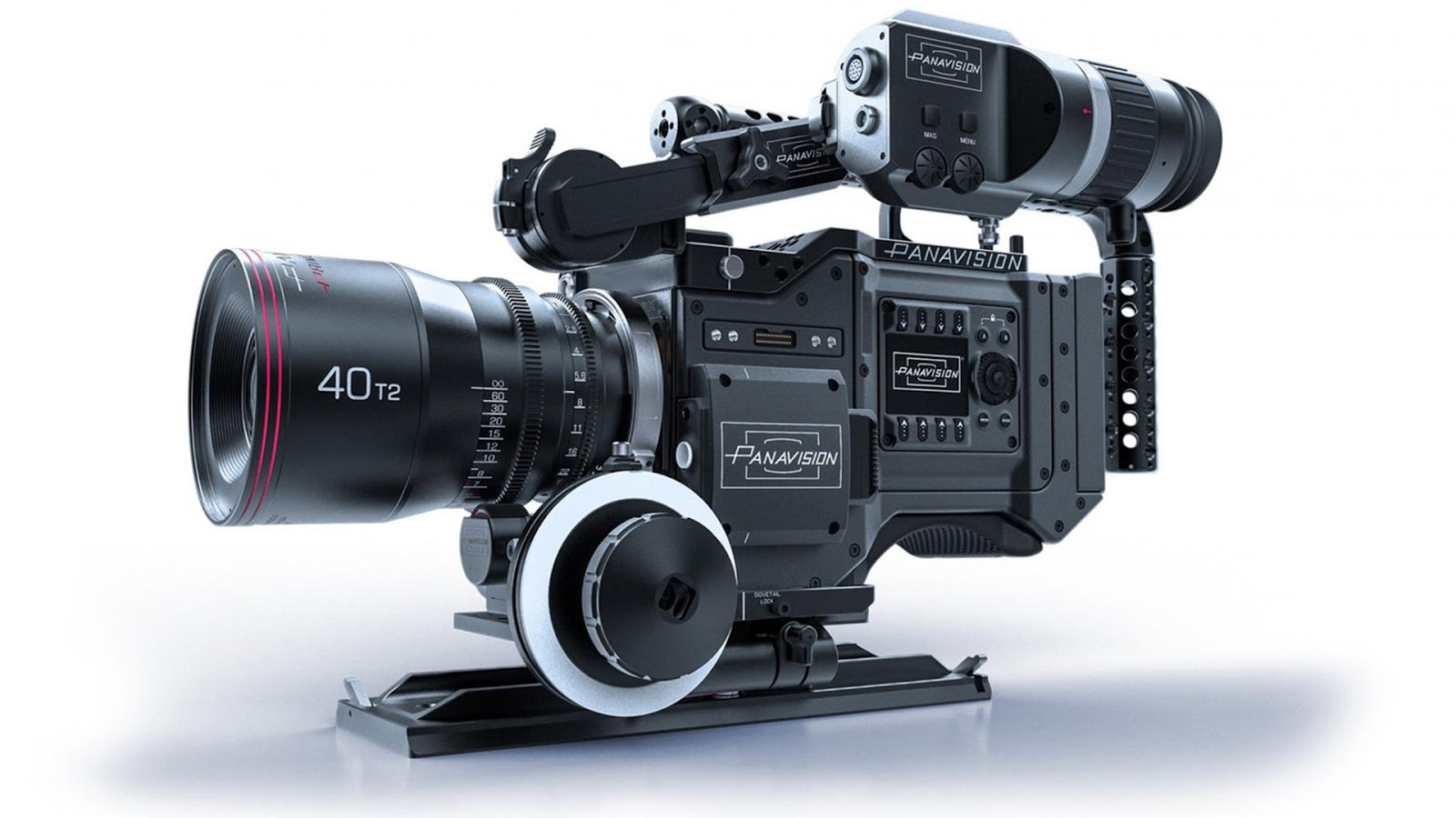Introducing The 8K DXL Camera By Panavision
