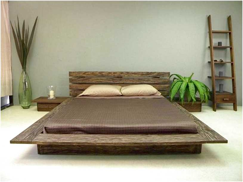 Amazing Japanese Style Bed Frame Ikea
