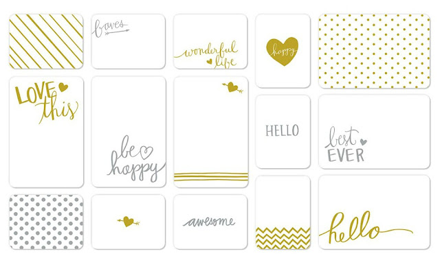 Picture My Life™ Overlay Gold & Silver