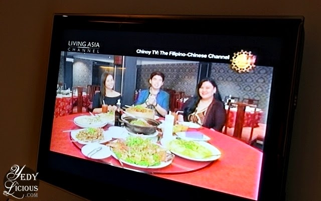 YedyLicious on ChioyTV Living Asia Channel