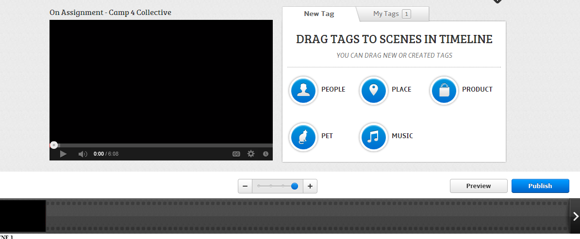 how to create interactive video on youtube