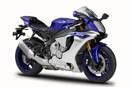 All New Yamaha R1 2016