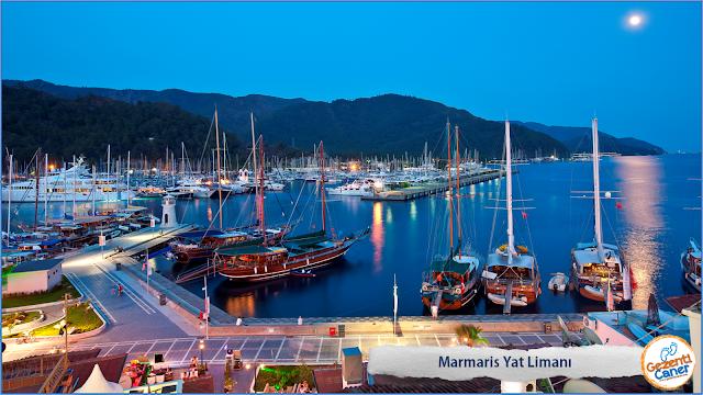 Marmaris-Yat-Limani