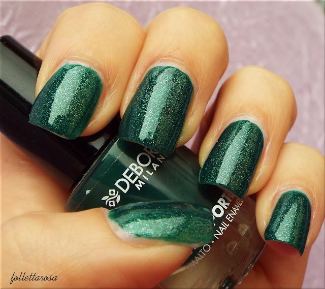 smalto personalizzato verde