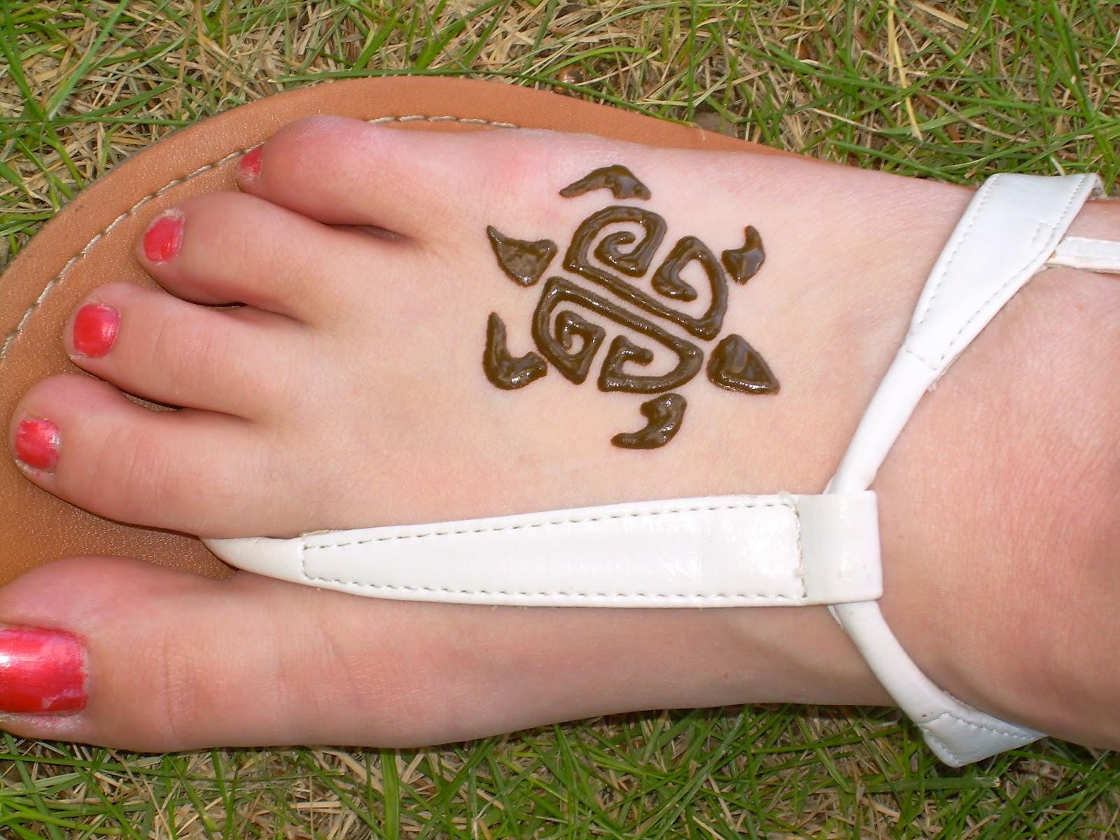 Turtle Henna Tattoo: Too Many Cookie Jars: Wedding Season Is Here... Break Out