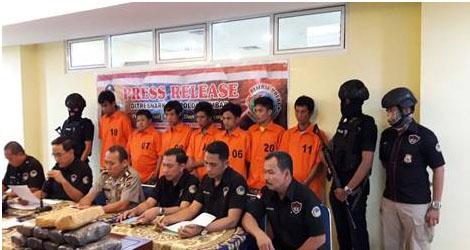 Kumpul KS:Pengedaran  Narkona Di Lakoni Oknum  Pekerja Bengkel