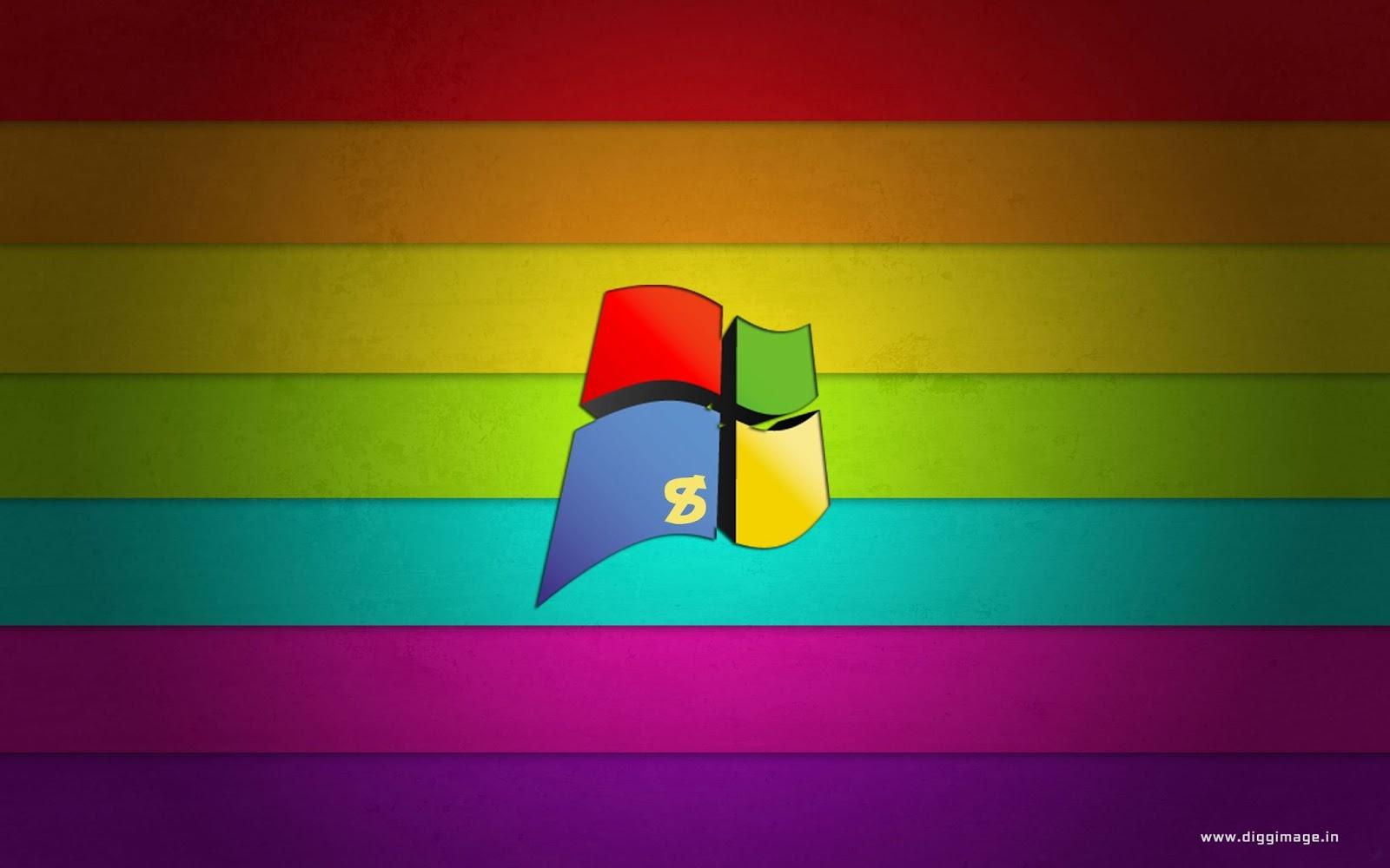 new windows wallpaper colorful - photo #39