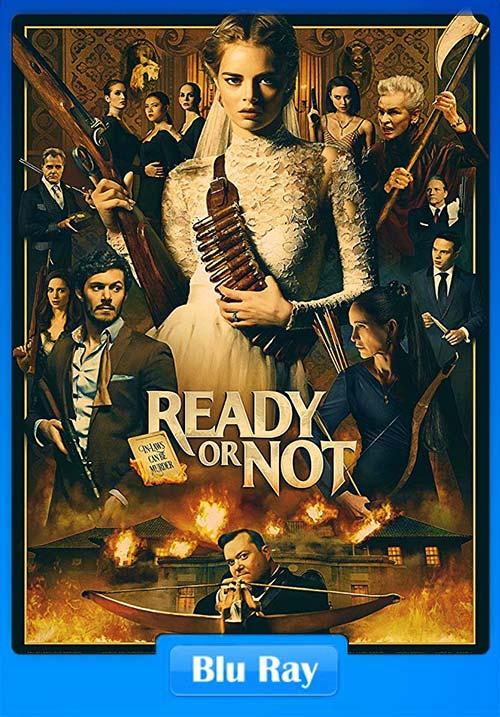 Ready Or Not 2019 720p BluRay x264 | 480p 300MB | 100MB HEVC
