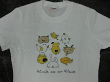 TSHIRT ANIMALS CARE DR CHAN