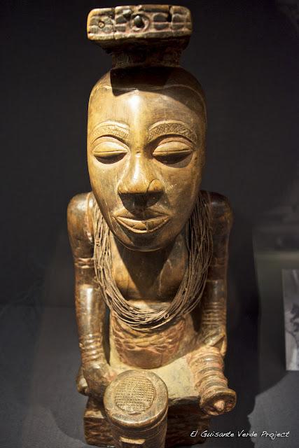 100Masters, Real Museo de Africa Central - Bruselas por El Guisante Verde Project