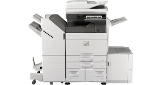 Sharp MX-5070V Printer