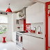 Red and White Ideas for your House & Kırmızı - Beyaz Fikirler