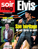 SOIR MAG 9 August 2017 - Elvis article