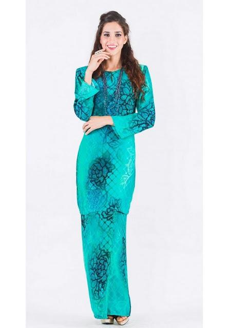 Model Baju Kurung Khas Malaysia Cantik
