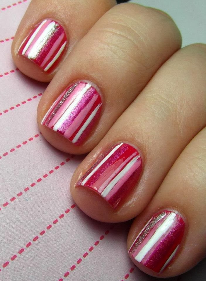 Stylish Girls Nail Designs 2014