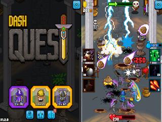 Dash Quest App