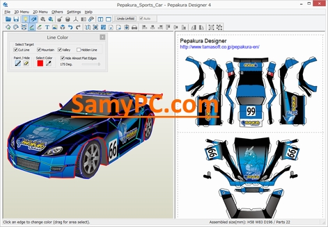 Pepakura Designer Free Download Full Latest Version