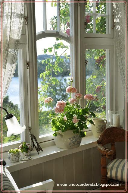janela linda