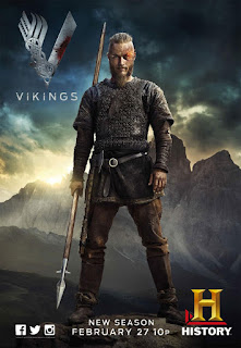 Vikings 1ª Temporada 720p Blu-ray Dublado Torrent